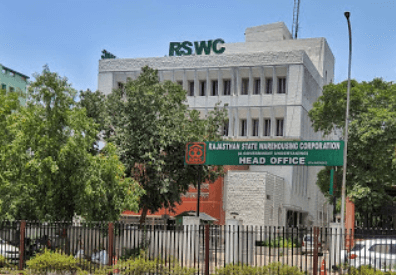 RSWC Rajasthan State Warehousing Corporation HQ Image-396x275