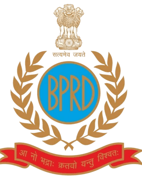 bprd-Bureau of Police Research and Development logo 283x357